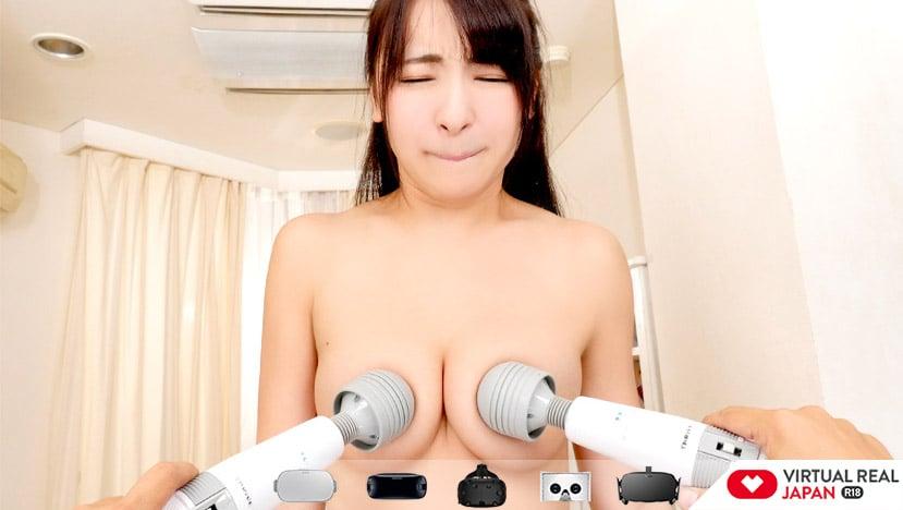 10 Girls Shiver in Orgasm in VR japanese porn