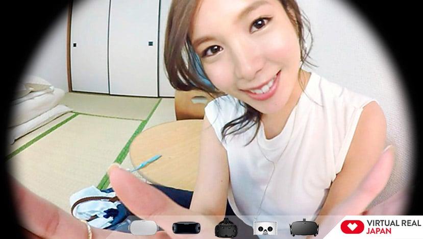 VR Japanese darling